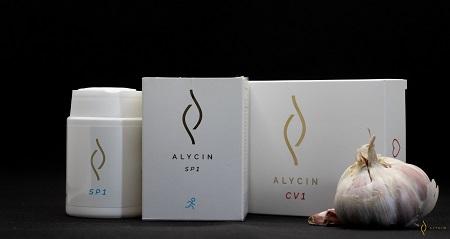Complementos Alycin con Alicina