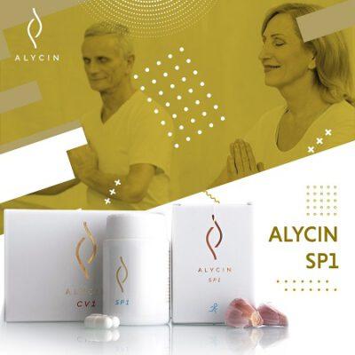 Complementos nutricionales de ajo Alycin SP1 (30 Capsulas)