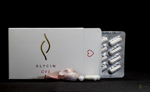 Complementos nutricionales de ajo Alycin CV1 (30 Capsulas)