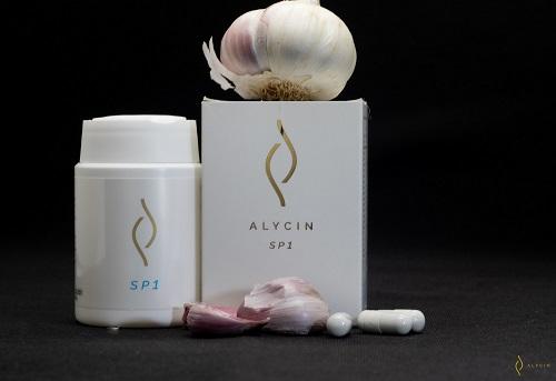 Alycin SP1 para la úlcera de estómago