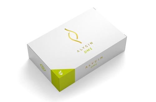 Complementos nutricionales de ajo Alycin DM1 (60 Capsulas)