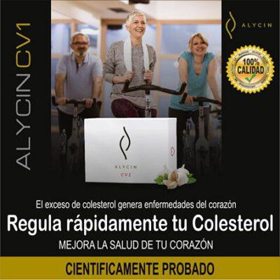 Alycin CV1 (30 capsulas) usos