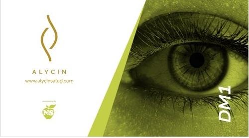 Complementos nutricionales de ajo para la visión Alycin DM1