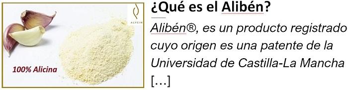 Que es el Aliben